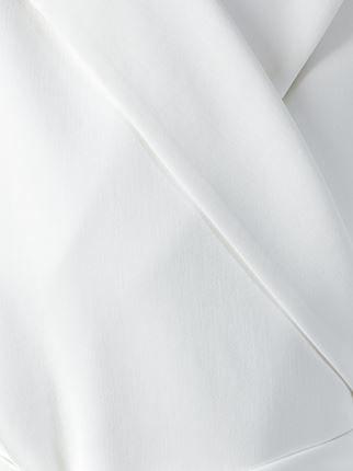 Rosetta Getty платье с запахом