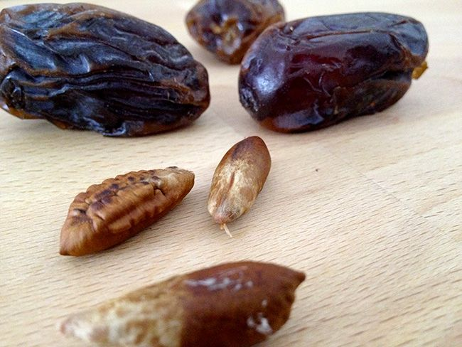 Consommatrices de dattes medjoul, ce billet est fait pour vous! :) Nous avons consacré un premier articlesur le noyau de dattes medjoul transformé en café. Voici une nouvelleutilisation de vos noyaux, cosmétique cette fois. Saviez vous queles femmes bédouines devaient le secret de leurs cheveux soyeux aux noyaux de dattes? Le noyau de dattes est …