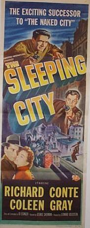 The Sleeping City (1950 film)