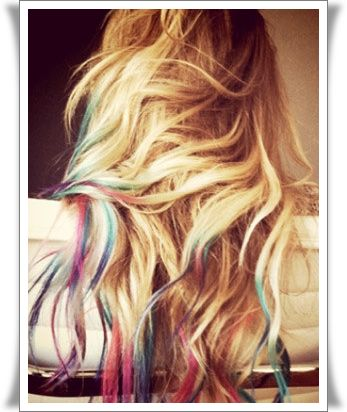 How To: Dip Dye Hair via www.hairsprayandhighheels.com