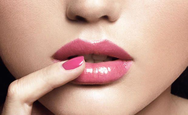 Make-up-Trick: Vollere #Lippen in Sekunden