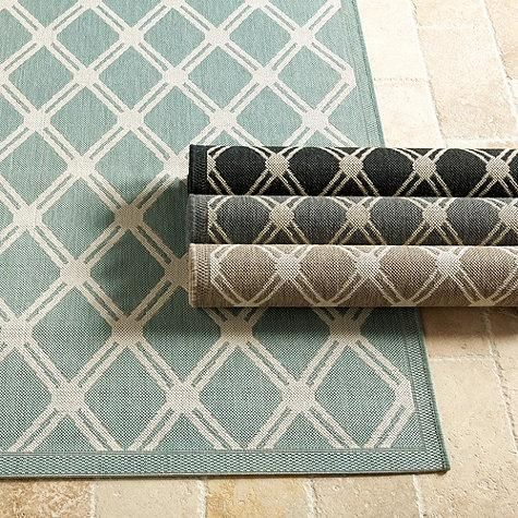 Tricia Trellis Indoor/Outdoor Rug