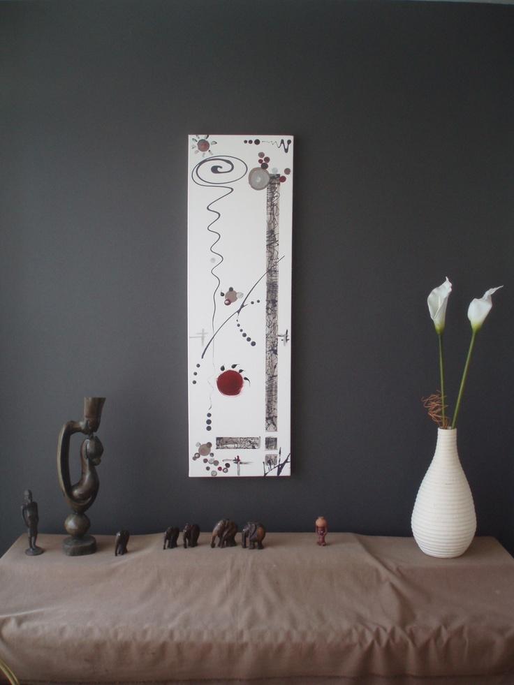 the 25 best tableau contemporain ideas on pinterest. Black Bedroom Furniture Sets. Home Design Ideas