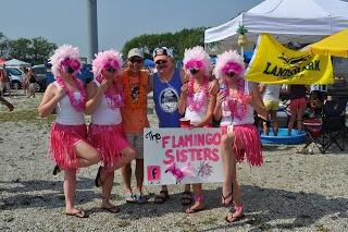The Flamingo Sisters