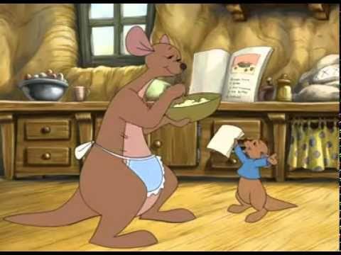 Ursinho Pooh 1,2,3: Descobrindo os Números e as Contas - Completo Parte ...