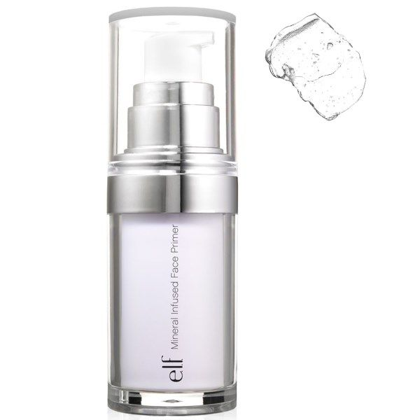 E.L.F. Cosmetics, Mineral Infused Face Primer, Clear, 0.49 oz (14 g) #makeup #cosmetics #elf - Save extra with iHerb coupon code YUY952