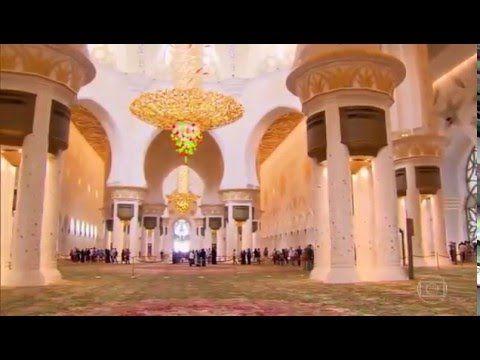 Globo Repórter - Abu Dhabi / 29-04-2016 / Completo