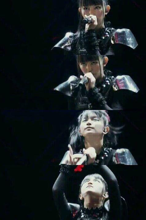 babymetalfan:  Miss SU-METAL (Nakamoto Suzuka)
