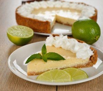 Limoentaart recept: zelf limoentaart maken   Taarten maken, taart bakken en cupcakes versieren   Taart recepten