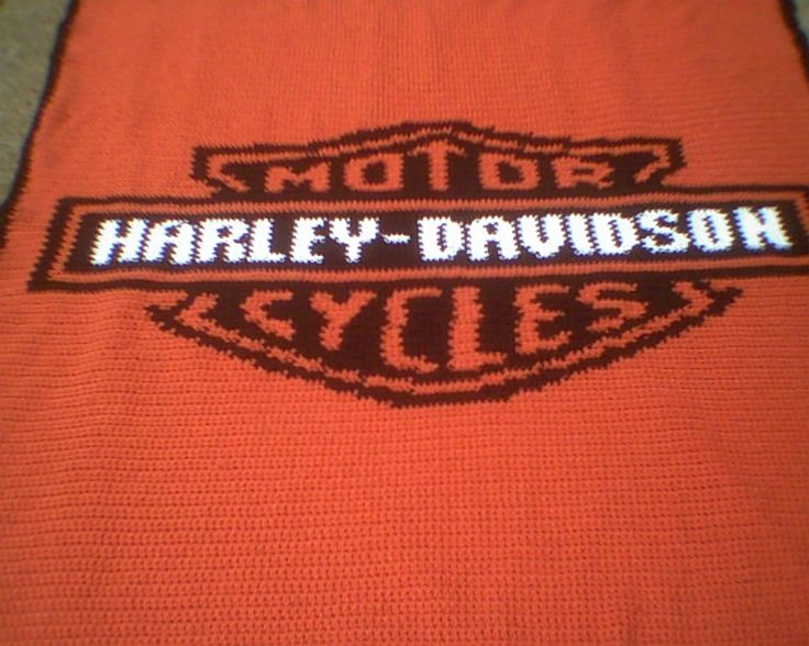 12 best images about Crocheting - Harley Davidson on ...