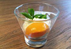 Perzikmousse: goedkoop, snel en toch lekker