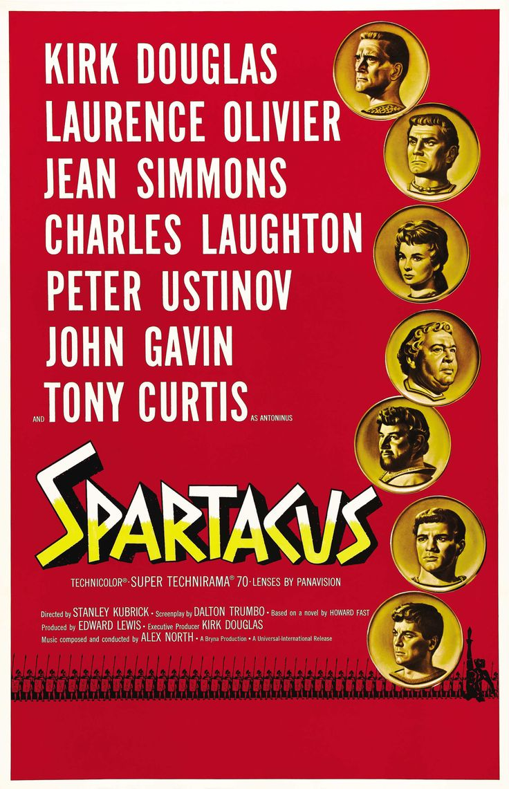 Laurence olivier spartacus quotes - Spartacus Kirk Douglas Laurence Olivier Jean Simmons Charles Laughton Peter Ustinov John Gavin Tony Curtis Directed By Stanley Kubrick