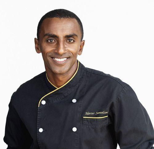 Favorite Chef Marcus Samuelson
