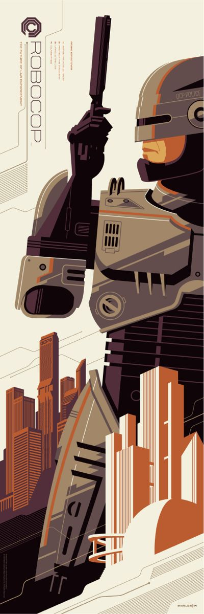 New Posters by Tom Whalen, Kevin Tong, and Ken Taylor from Mondo (Onsale Info)