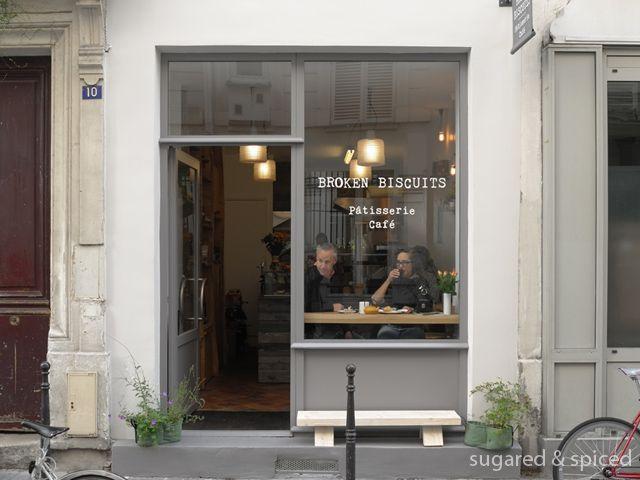 [Paris] Broken Biscuits | Sugared & Spiced