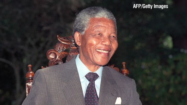 Nelson Mandela at 94: What does he mean to you?