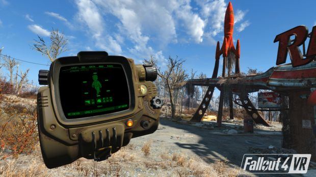 HTC Vive comes with free copy of Fallout 4 VR: HTC Vive comes with free copy of Fallout 4 VR:…