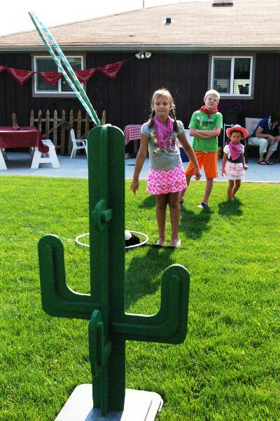 Cowboy Camp - Western fun for the family
