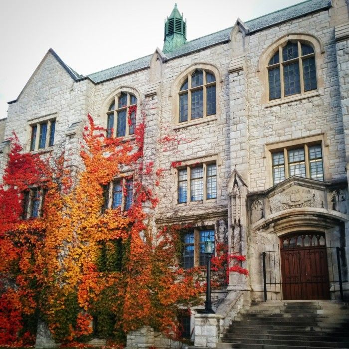 Queen's University, Kingston, Ontario.
