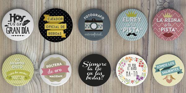 Chapas personalizadas Barcelona