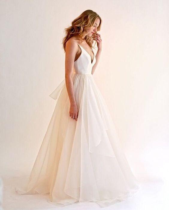 E quando a noiva parece uma fada?
