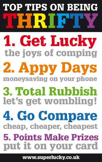 Top Thrifty Tips