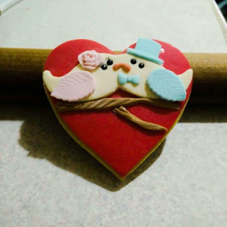 kanelitsascookies #valentinescookies