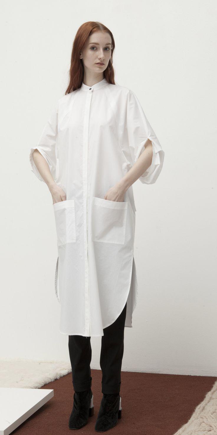 Eclipse Artisan Shirtdress