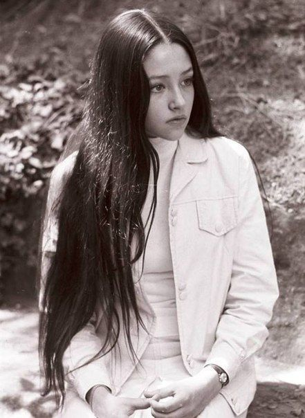 Olivia Hussey from Romeo and Juliet! So beautiful!!