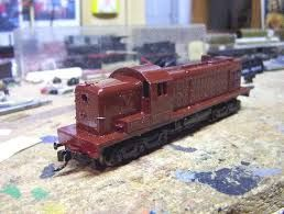 Image result for nswgr 40 class bogies