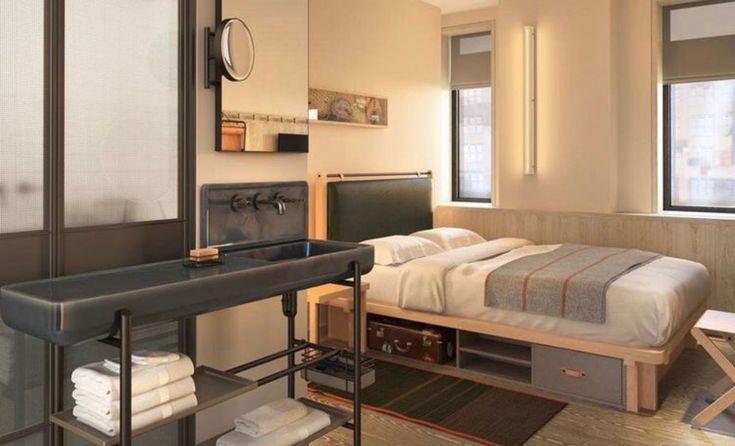 MOXY HOTEL  NYは物価が高くて、特にマンハッタンは家賃もホテルも非常に高い。そして、狭い。 ステイする際に、滞在ではAirbnbを利用する方も多いです。 Airbnbは、その土地で暮らすように滞在することが可能で、キッチンで料理をしたり、 リスティングによって、利便性、貸し切りの部屋、ホストやゲスト同士の交流など、 目的に応じた様々な選択が出来ます。  でも、やっぱりホテルに滞在したい、NYのスタイリッシュなスペースでゆっくりしたい、 そしてリーズナブルに、という方は、「Moxy Hotel」がおすすめ。 ミラノのオープンからスタートしたこのホテルは、ニューヨークやアジアなどにも進出し、 これから70以上の都市でオープンするそうです。昨年の11月に、錦糸町・大阪本町にも。 ディープな場所・錦糸町は、渋谷・表参道・浅草など一本で出れる交通の便が良いのが魅力。 NYは、マンハッタン・タイムズスクエア。 ミッドタウンで観光客にはとても良い立地です。リーズナブルでスタイリッシュ。 内装などは、パークハイアットなどで有名なヤブ・プシェルバーグが設計しています。…