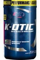 K-OTIC 480 g to doskonała dawka energii zarówno przed, jak i po treningu. Energia uwalniana jest stopniowo, dzięki czemu możesz się znowu cieszyć treningiem.  #aaefx #fit #trening #sport #zdrowie #fitness #suplementy