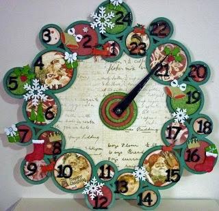 Me and Mine: Tando Advent wreath