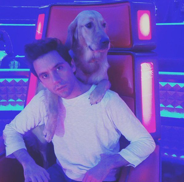 Mika & Amira at #TheVoice