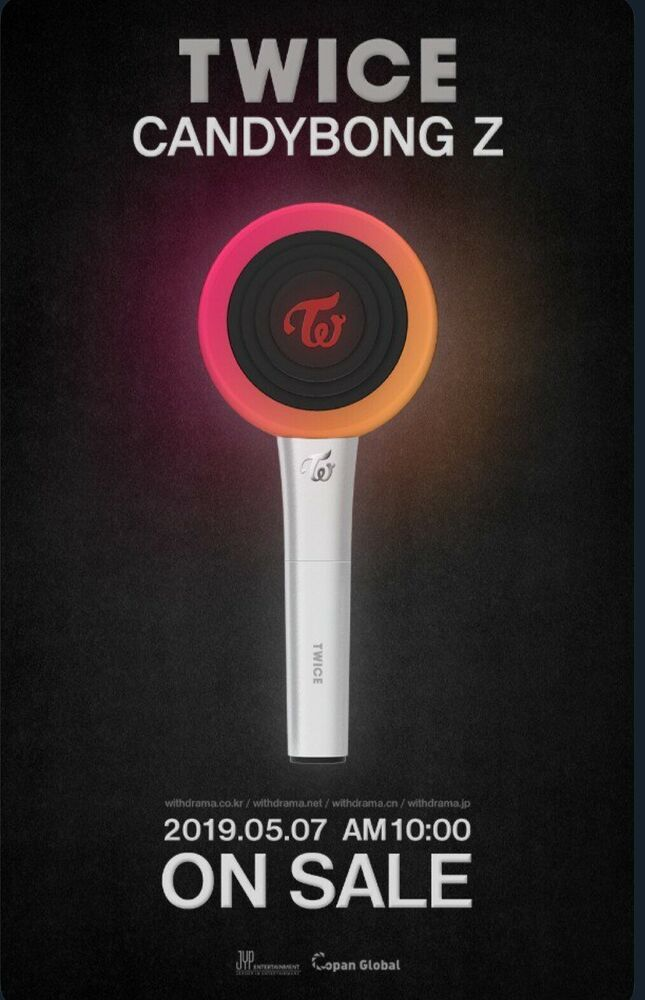 Details about PRE-ORDER ✨TWICE✨ TWICELIGHTS Candybongz