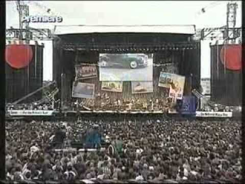 The Who (Quadrophenia Concert Hyde Park London 1996) - YouTube