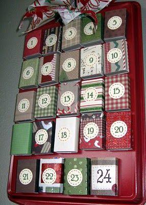 Matchbox Christmas Advent