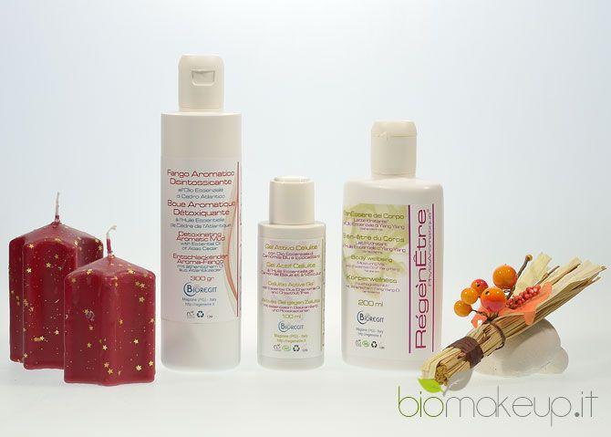 I prodotti Bioregit per la cura del corpo,  foto (C) 2013 Biomakeup.it