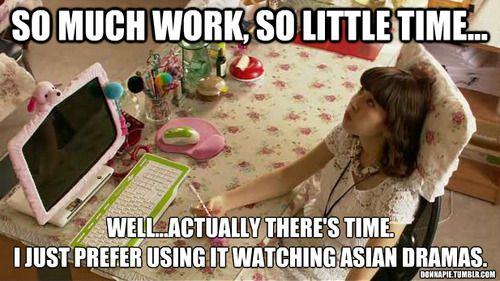 Productivity  #kdramahumor