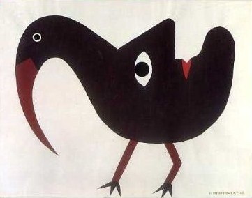 Victor Brauner 1903-1966. A Romanian artist who settled in France.