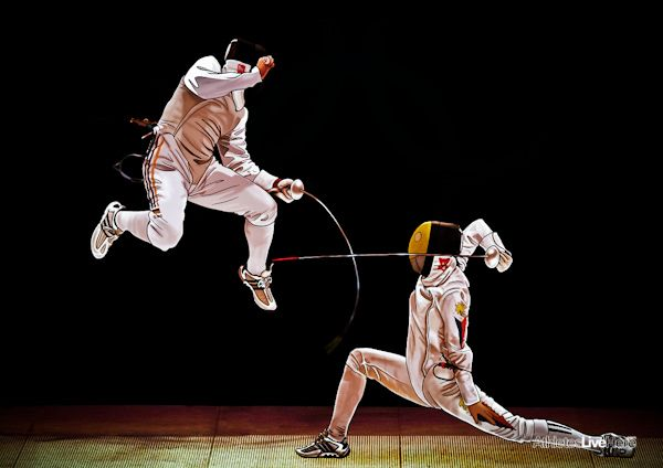Fencing: A longstanding event looks to stand the test of time #AthletesLiveHere #Fencing #2012Olympics #Sports