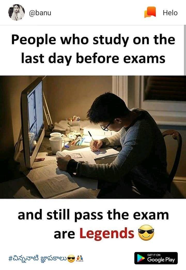 Pin By Thummala Sridevi On Funny Memes Exams Funny Exam Quotes Funny Studying Memes