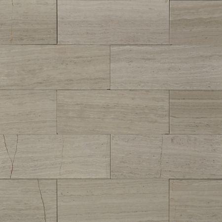 Vesuvius Honed X Marble Subway Tile American Made Glass Subway - 3x8 tile backsplash