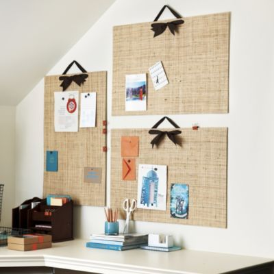 Extra Large Magnetic Board | Ballard Designs      ... painted black frame for in the hallway or ... organizing kitchen?