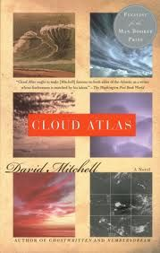 Cloud Atlas by David Mitchell. Wonderfully creative. Filled with elements I love--time travel, cannibalism, music. Great fun.
