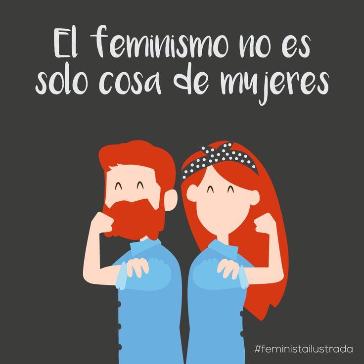 En la lucha feminista siempre nos han acompañado muchos hombres, han estado a nuestro lado apoyando nuestro discurso y nuestras protestas. Han hecho frente al machismo, han renunciado a sus …