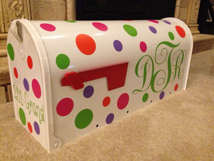 17 Best Images About Tiny Mail Box On Pinterest New
