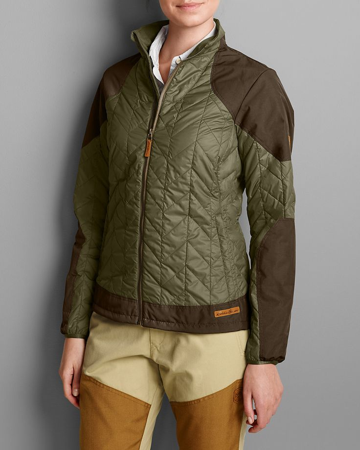 Women's Convector Jacket: Built By Our Sport Shop Guides