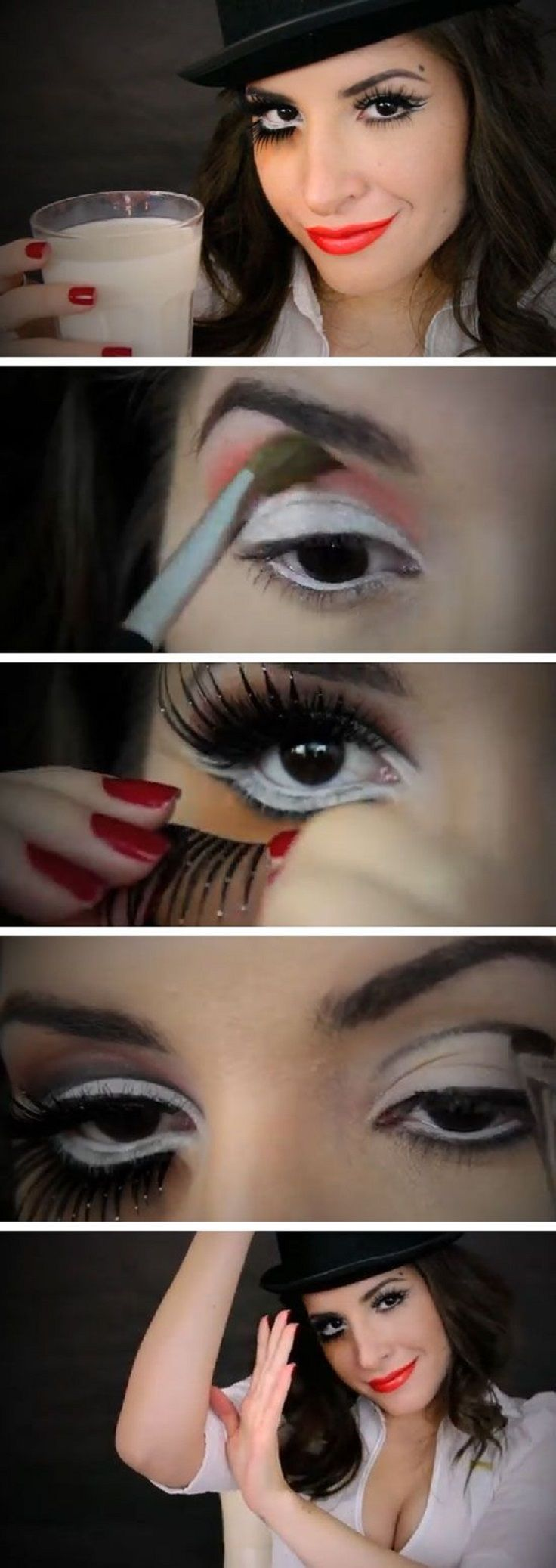 Top+10+Last+Minute+Makeup+Tutorials+For+Halloween