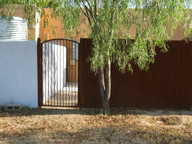 Best images about painted fences on pinterest